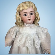 All Original Heinrich Handwerck Child Doll