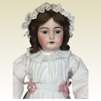 Wonderful Large German Child Doll 192