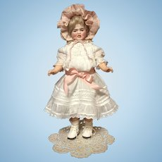 Great Little Cabinet Size Multi Face Doll by Carl Bergner