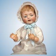 "18"" German Character Baby - George Borgfeldt"