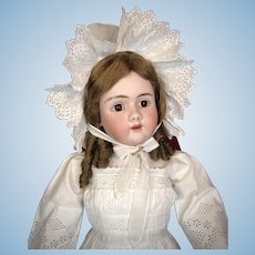Pristine German Child Doll Handwerck 109