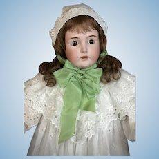 """Lovely 32"""" German Child Doll by Kestner"""