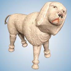 Schoenhut Humpty Dumpty Circus Poodle