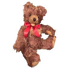 "15"" Vintage Steiff Zotty Bear"