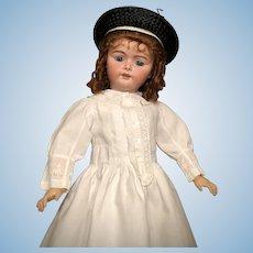 """35"""" Heinrich Handwerck Child Doll"""
