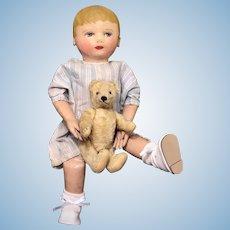 "23"" Martha Chase Stockinette Doll"