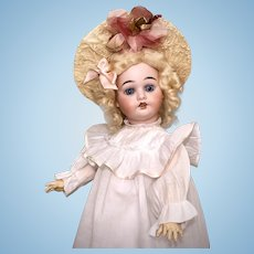 Rarely Seen Adolf Prouza Child Doll Mold 1903
