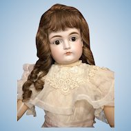 Dreamy Closed Mouth Kestner Mold 128