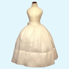 Lovely Antique Doll Skirt