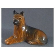 Goebel Miniature Shepherd Dog Figurine