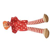 Bozo The Clown Hand Puppet