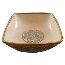 Vintage Art Deco Square Trinket Dish 1916