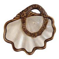 Treasure Craft Hawaii Scalloped Trinket Dish