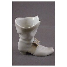 NAO Lladro Retired Warrior Boot