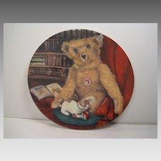 Steiff Club Porcelain Collector's Plate