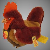 Steiff's Adorable Soft Plush Cosy Gacki Hen With All IDs