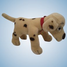 Steiff's Incredibly Rare Large Rolly Dalmatian With ID