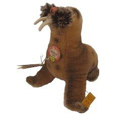Steiff's Replica Walrus With All IDs