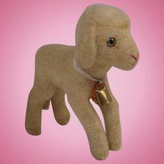 Steiff's Medium Sized Lamby Lamb With All IDs