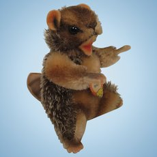 Steiff's Smallest Nagy Beaver With ID