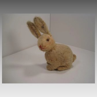 Steiff's Sitting Prewar Rabbit With ID