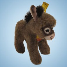 Steiff's Assy Donkey With All IDs