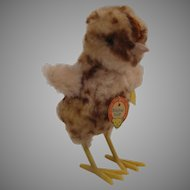 Steiff's Dralon Chick With All IDs