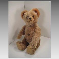 1950's-era Musical Schuco Yes-No Bear