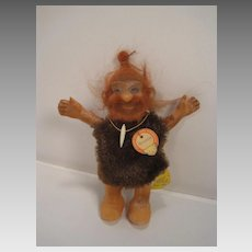 Steiff's Smallest Caveman Doll With All IDs