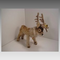 Steiff's Largest Renny Reindeer With All IDs