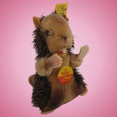 Steiff's Smallest Nagy Beaver With All IDs