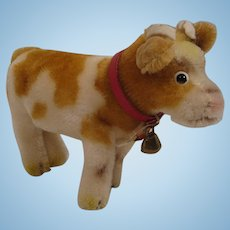 Steiff's Smallest Bessy Cow With ID
