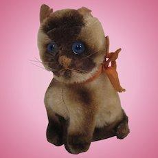 Steiff's Smallest Early Post War Siamy Siamese Cat