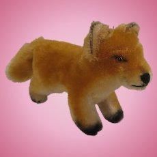 Steiff's Early Postwar Mohair Fox