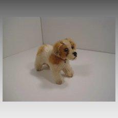 Steiff's Early Postwar St. Bernard Dog With ID
