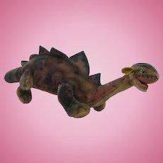 Steiff's US Exclusive Baby Dinos Stegosaurus Dinosaur