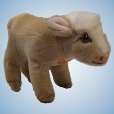 Steiff's Soft Plush Resi Calf With All IDs