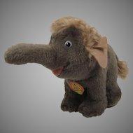 Steiff's Baby Hathi Elephant With ID