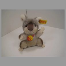 Steiff Soft Plush Yuku Koala Bear With All IDs