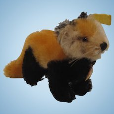 Steiff Smallest Mohair Pandy Red Panda With All IDs