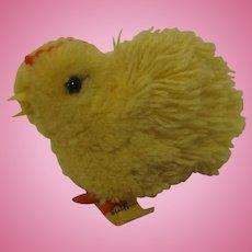Steiff Woolen Miniature Chick With IDs