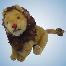 Steiff Largest Fully Jointed Mohair Papa Lion