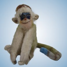 Steiff Medium Mungo The Multicolored Monkey
