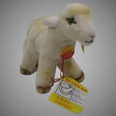 Steiff Soft Plush Lamby Lamb With All IDs