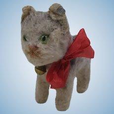 Steiff Prewar Tabby Cat With ID