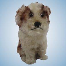 Steiff Smaller Midcentury Molly The Puppy Dog