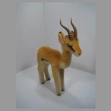 Steiff Smaller Mohair Yuku Antelope
