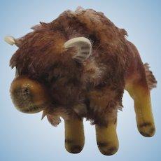 Steiff Medium Mohair Bison