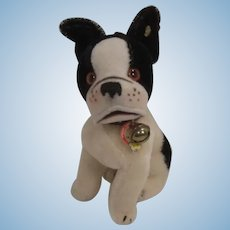Steiff Replica Bully Bulldog With All IDs