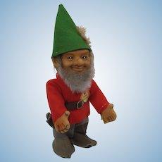 Steiff Medium Sized Pucki Gnome With All IDs